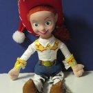 "Toy Story Jessie Christmas Santa's Helper Ragdoll 17"" Disney Store - Rag Doll"