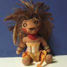 "Lion King Broadway Musical Plush Simba 10"" Disney"