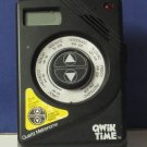 Qwik Time Digital Electronic Quartz Metronome - 1995 - 3 1/2""