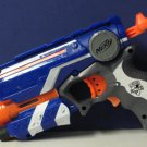 Nerf N-Strike Elite Firestrike Pistol Single Shot Dart Blaster Gun with 3 Darts