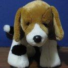 "Build a Bear Workshop Plush Beagle - 14"" With Blue Collar and Bone Dog Tag"