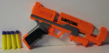 Nerf Dart Tag Stormfire Soft Dart Gun Single Shot Blaster