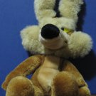 "Looney Tunes Wile E. Coyote 17"" Plush Doll - 24K - 1993 Vintage"