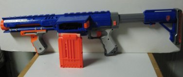 Nerf N-Strike CS-35 Raider Soft Dart Gun with Magazine and 6 Streamline Darts
