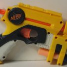 Nerf N-Strike Nite Finder EX-3 Single Shot Dart Blaster Pistol Nitefinder Yellow