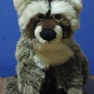 "Gund Plush Raccoon - Destry - 12"" - Brown"