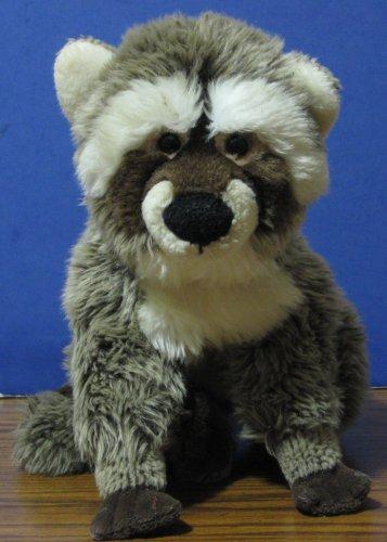"""Gund Plush Raccoon - Destry - 12"""" - Brown"""