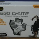 "Speed Chute Resistance Training 54"" Parachute - SKLZ - New in Box"