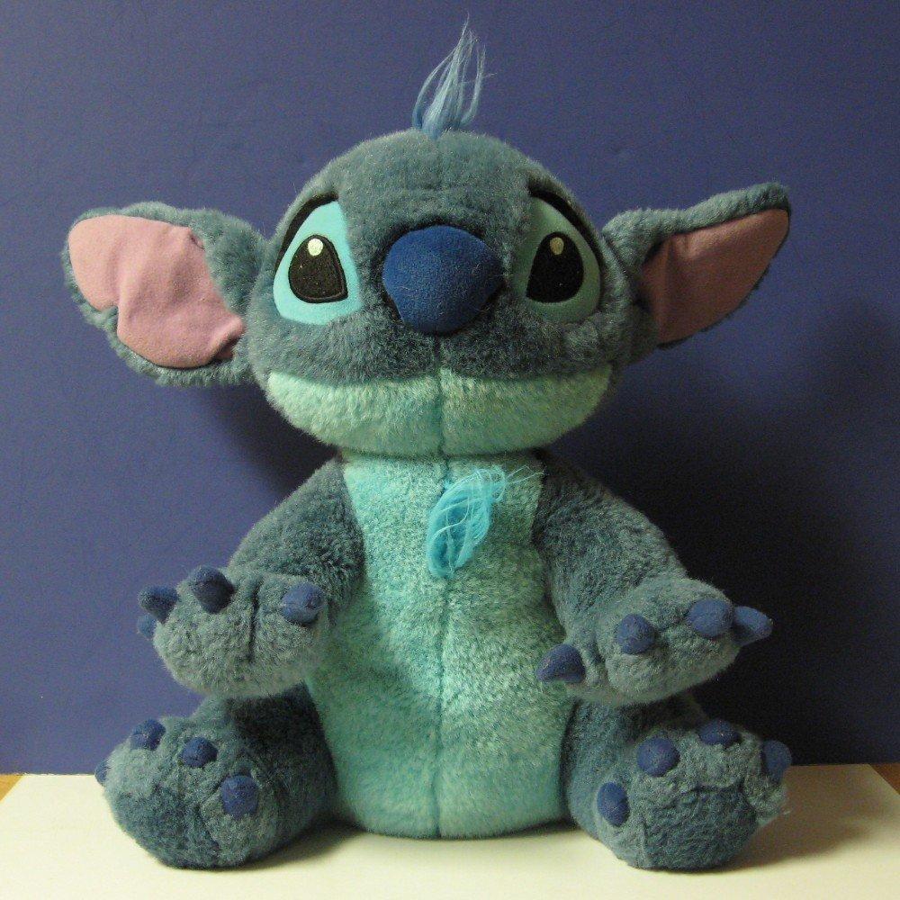 """Lilo and Stitch Plush Stitch - 13"""" Disney Store Exclusive"""