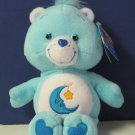 "Care Bears Original Edition Series Bedtime Bear 9"" Plush - 2004"