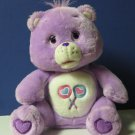 "Care Bears Share a Story Animatronic Share Bear - 11"" - 2004"