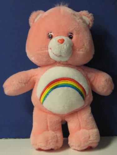 Care Bears Talking Plush Cheer Bear 13� Play Along 2003