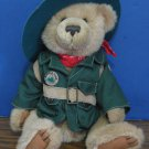 "Ranger Rex Jointed Talking Plush Bear - 11"" - Ranger Rex's Forest Friends"