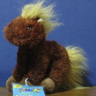 "Webkinz Lil' Kinz Plush Horse HS103 - Brown 6"" - Ganz - With Sealed Code"