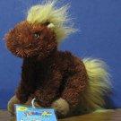 "Webkinz Lil' Kinz Plush Horse HS103 - Brown 6"" - Ganz - With Sealed Code"