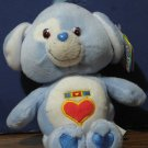 "Care Bear Cousins Loyal Heart Dog 9"" Plush - Collectors Edition 2003 Play Along"