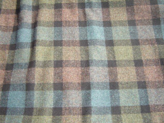 Pendleton pretty plaid rug hooking wool - Skip To My Ewe