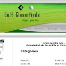 Golf Classifieds