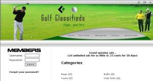 Golf Classifieds