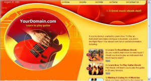 Guitar Ebook Site