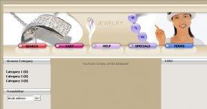 Jewelry E-Store