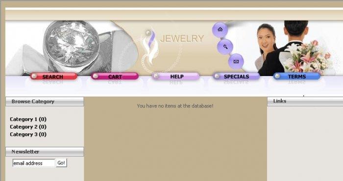 Jewelry E-Store 4