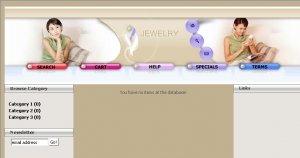 Jewelry E-Store 5