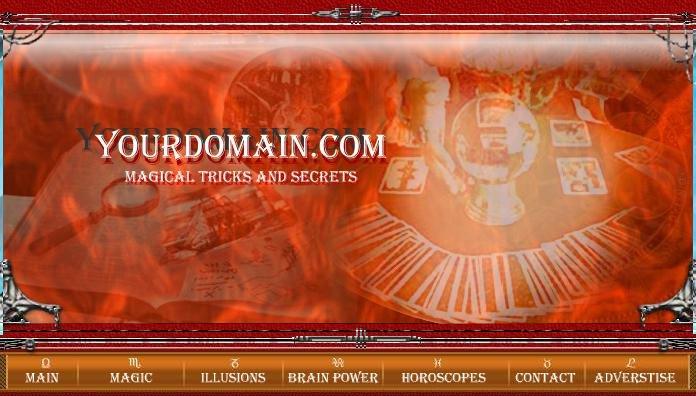 Magic Website