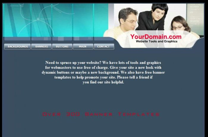Webtools Website