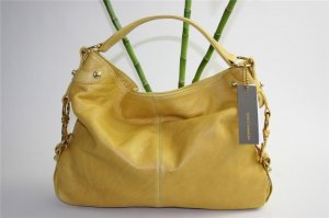 Brand New Rebecca Minkoff Mini Nikki Hobo ~ Yellow