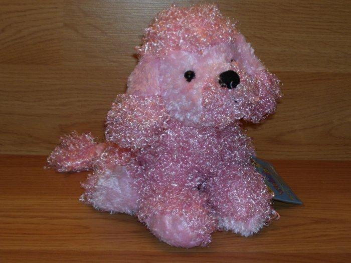 Webkinz Pink Poodle