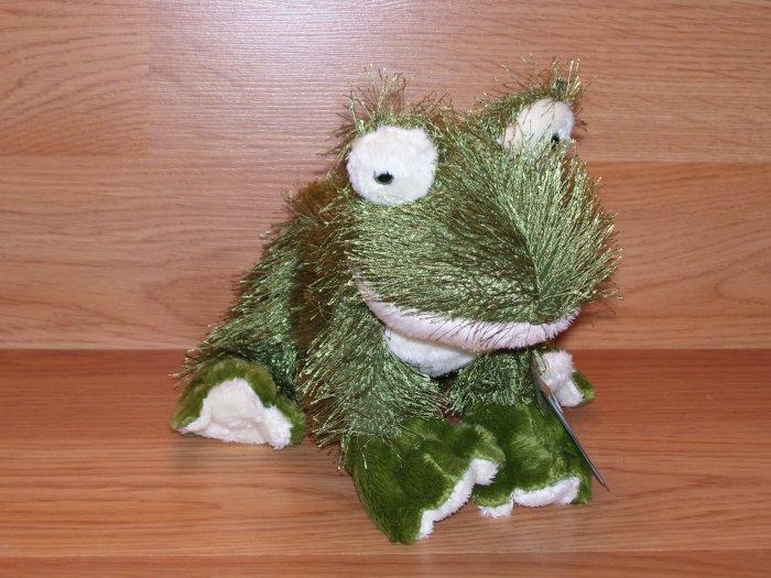 Webkinz Green Frog