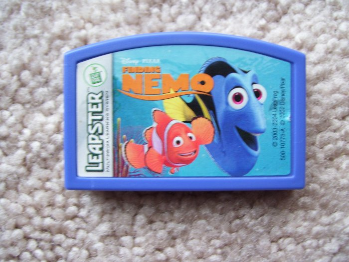 Leapster Nemo Cartridge