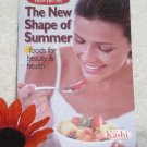 "Weight Watchers ""The New Shape of Summer"" Brochure"