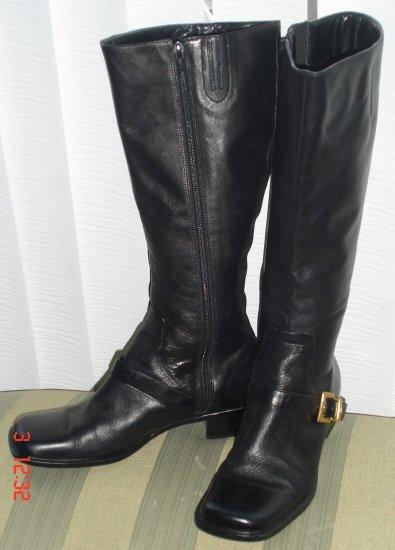 ETIENNE AIGNER Idaho Ridding Boots, 7M