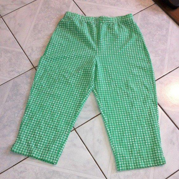 UNITED COLORS OF BENETTON Stretch Capri Pants