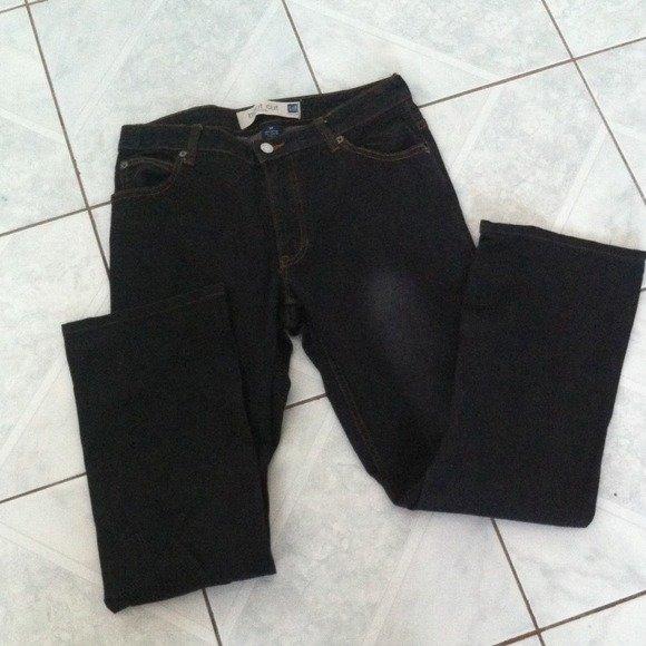 GAP Stretch Denim Blue Jeans, Boot Cut