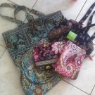 VERA BRADLEY Bundle of Bags & Accessories