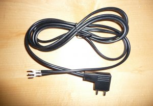 Foot Control Cord for Singer 401, 401A, 403, 404, 301 - NEW!