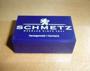Schmetz Universal Point Sewing Machine Needles - Size 80 /  12 - Box of 100