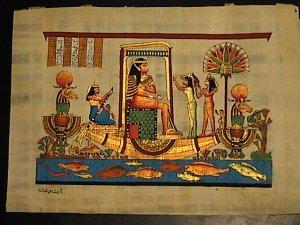 Cleopatra Fishing
