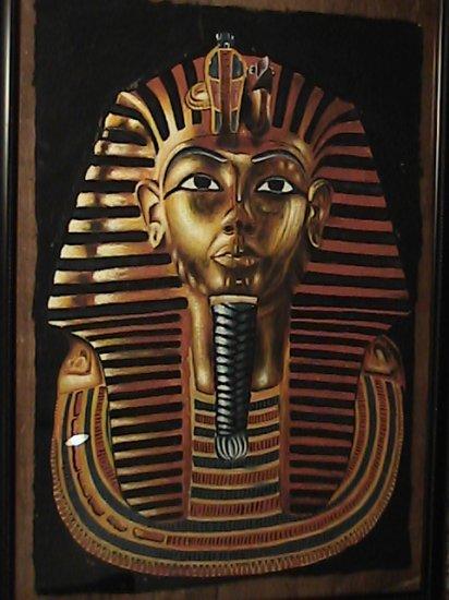 King Tut Golden Mask