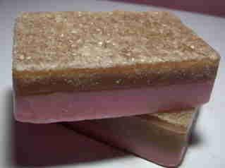 Brown Sugar & Fig Body Scrub Bar