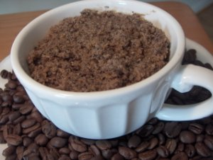 Chocolate Velvet Coffee Scrub