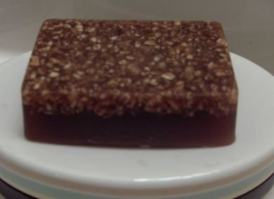 Cinnamon & Oatmeal Soap