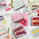 Wholesale 40sets DIY Korean Rubber Stamp Mix Design