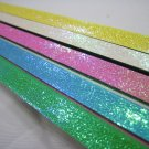 50pack X 90strips Pastel Shiny Pearlescent Origami Lucky Wishing Star Paper Strips