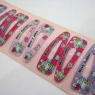 Wholesale 60pcs Rabbit Design Girl Snap Hair Clip 4.5cm (miss_hole)