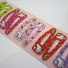 Wholesale 60pcs Rabbit Design Girl Snap Hair Clip 4.5cm (bee_hole)