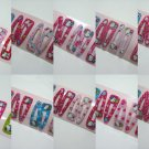 Wholesale 60pcs Hello Kitty Girl Snap Hair Clip 4.5cm (hole)